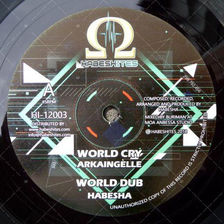 Ark Aingelle - World Cry