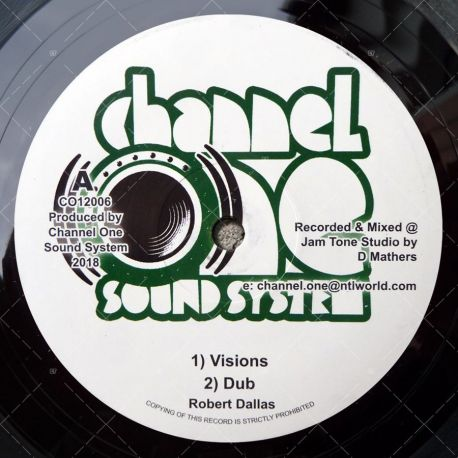 Robert Dallas - Visions