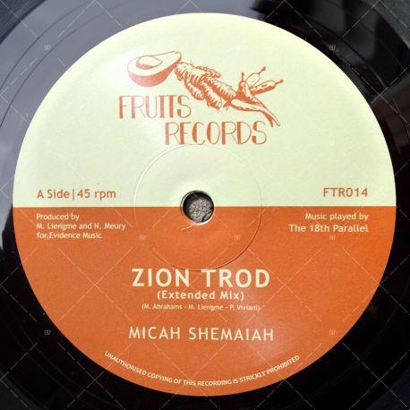 Micah Shemaiah - Zion Trod