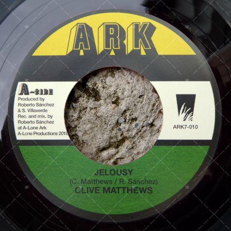 Clive Matthews - Jelousy