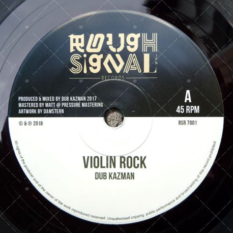 Dub Kazman - Violin Rock