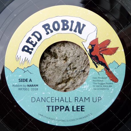 Tippa Lee - Dancehall Ram Up