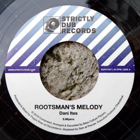Dani Ites - Rootsman's Melody