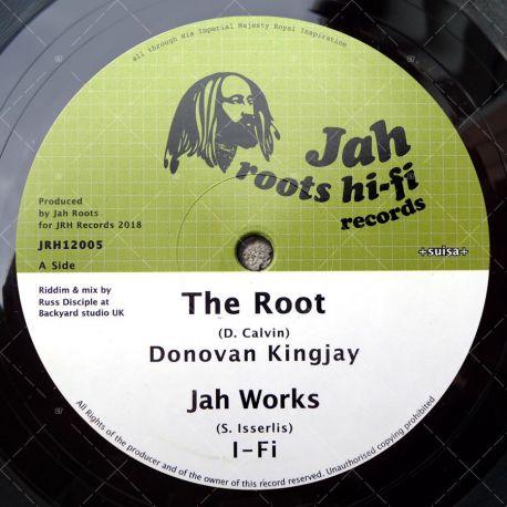 Donovan Kingjay - The Root