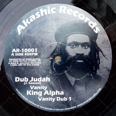 Dub Judah & King Alpha - Vanity