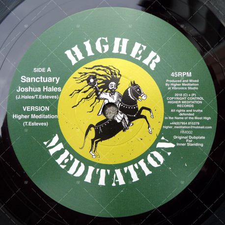 Higher Meditation & Joshua Hales - Sanctuary