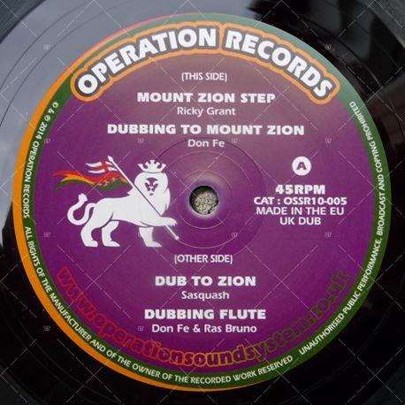 Ricky Grant - Mount Zion Step