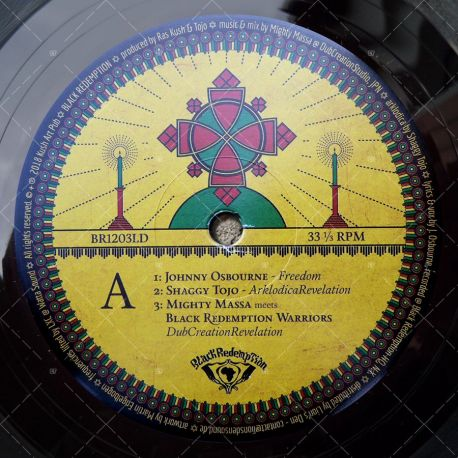 Mighty Massa feat. Johnny Osbourne - Freedom