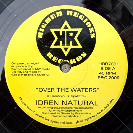 Idren Natural - Over The Waters