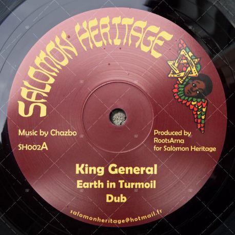 King General - Earth In Turmoil