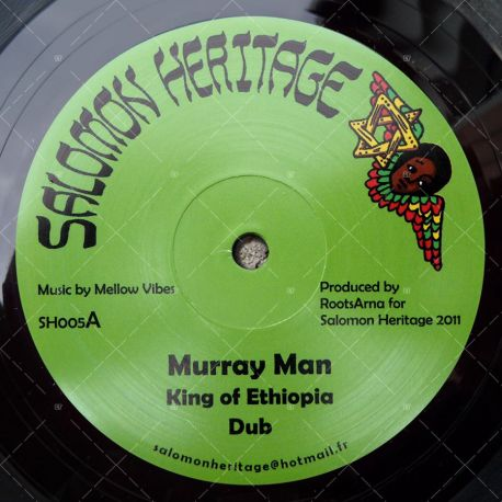 Murray Man - King Of Ethiopia