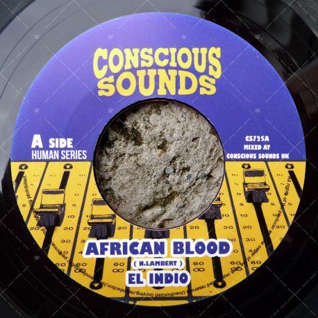 El Indio - African Blood