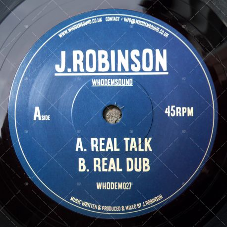J. Robinson - Real Talk
