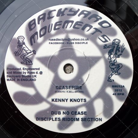 Kenny Knots - Ceasefire