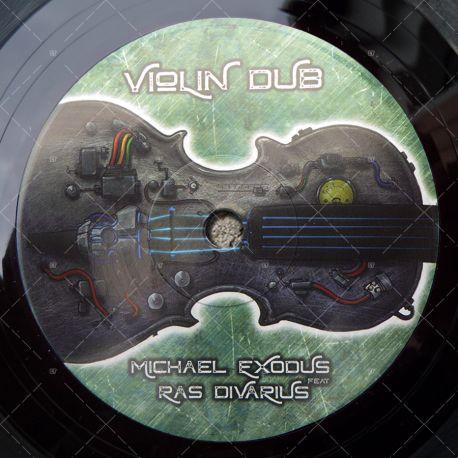 Michael Exodus feat. Ras Divarius - Violin Dub