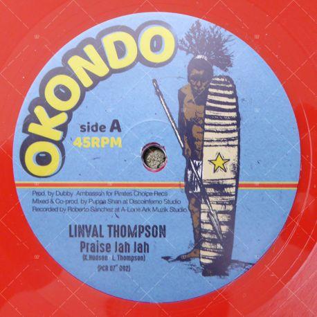 Linval Thompson - Praise Jah Jah