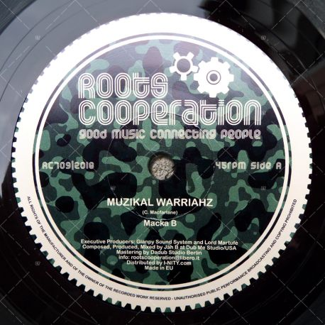 Macka B - Muzikal Warriahz