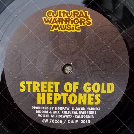 Heptones - Street Of Gold
