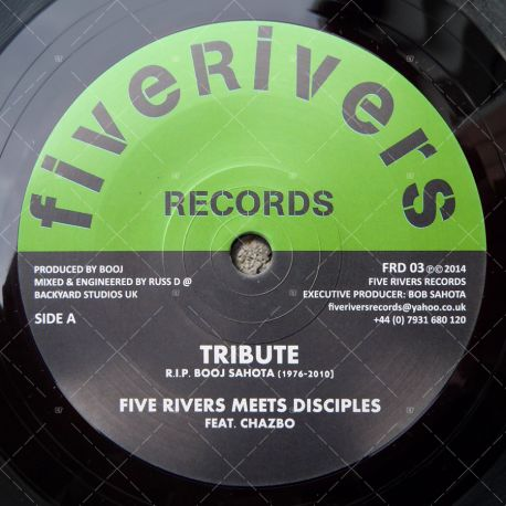 Five Rivers meets Disciples feat. Chazbo - Tribute