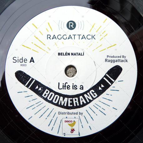 Belén Natali - Life Is A Boomerang