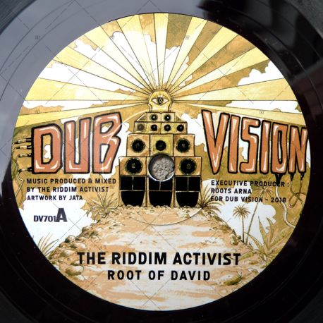 The Riddim Activist - Root Of David