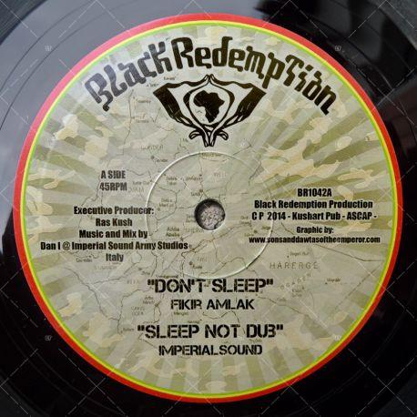 Fikir Amlak - Don't Sleep