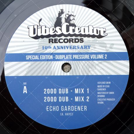 Echo Gardener - 2000 Dub / Tuffy