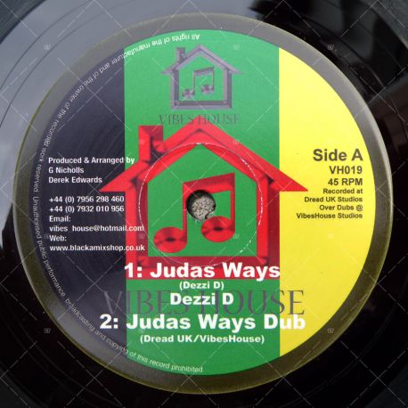 Dezzi D - Judas Ways