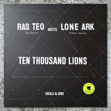 Ras Teo meets Lone Ark - Ten Thousand Lions