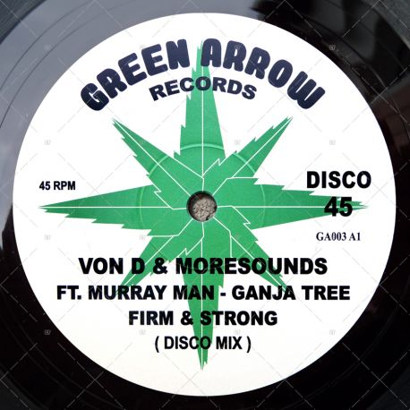 Von D & Moresounds feat. Murray Man - Firm & Strong