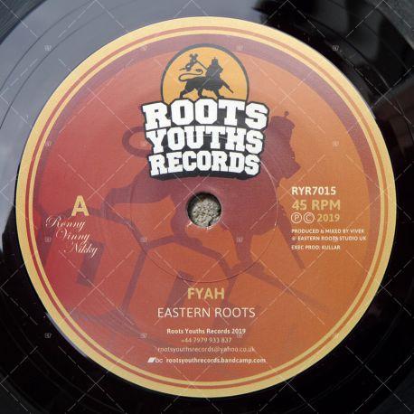 Eastern Roots - Fyah