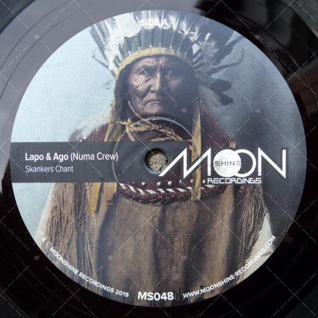Lapo & Ago (Numa Crew) - Skankers Chant