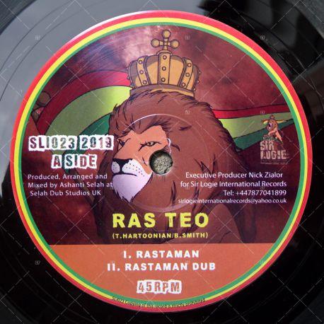 Ras Teo - Rastaman