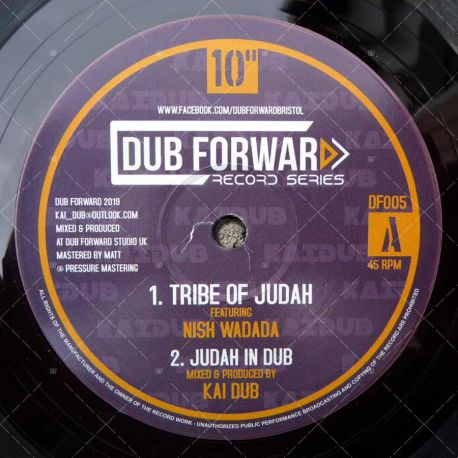 Nish Wadada - Tribe Of Judah