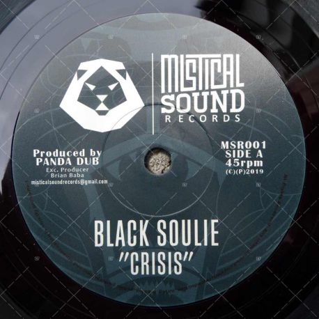 Black Soulie & Panda Dub - Crisis