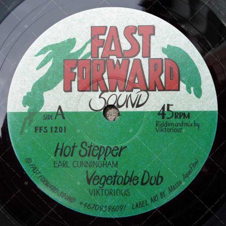 Earl Cunningham - Hot Stepper