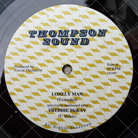 Freddie McKay - Lonely Man