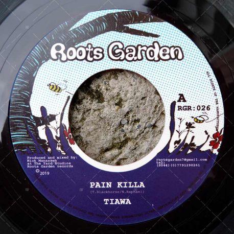 Tiawa - Pain Killa