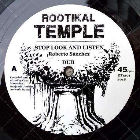 Roberto Sanchez - Stop Look And Listen