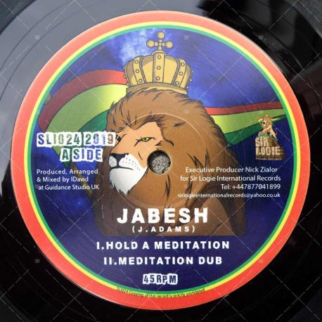 Jabesh - Hold A Meditation