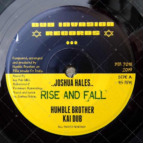 Joshua Hales - Rise And Fall