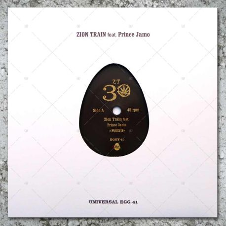 Zion Train feat. Prince Jamo - Politrix