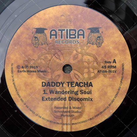 Daddy Teacha - Wandering Soul
