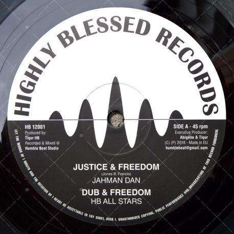 Jahman Dan - Justice & Freedom