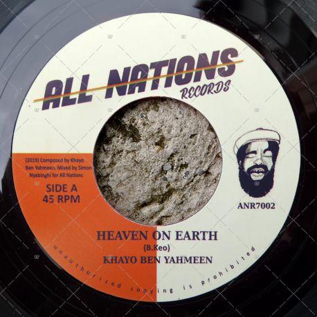 Khayo Ben Yahmeen - Heaven On Earth