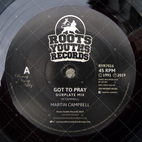 Martin Campbell - Got To Pray