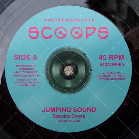Sandra Cross - Jumping Sound