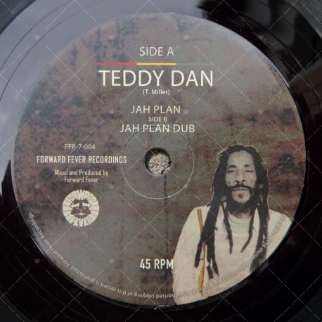 Teddy Dan - Jah Plan
