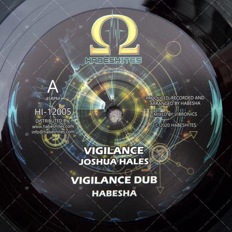 Joshua Hales - Vigilance