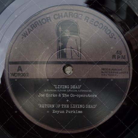 Joe Yorke & The Co-Operators - Living Dead